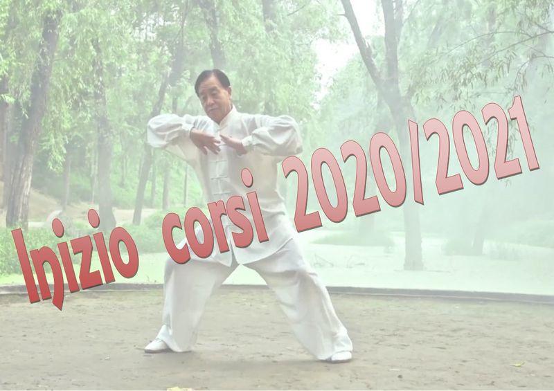 corsi di taiji e qigong 2020 2021